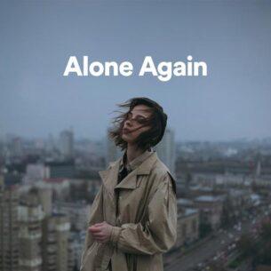 پلی لیست Alone Again