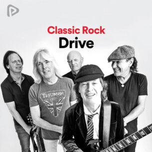 پلی لیست Classic Rock Drive