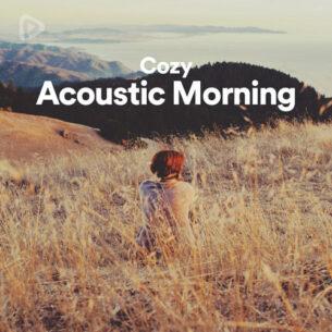 پلی لیست Cozy Acoustic Morning