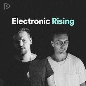 پلی لیست Electronic Rising