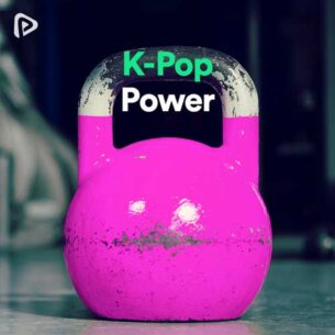 پلی لیست K-Pop Power