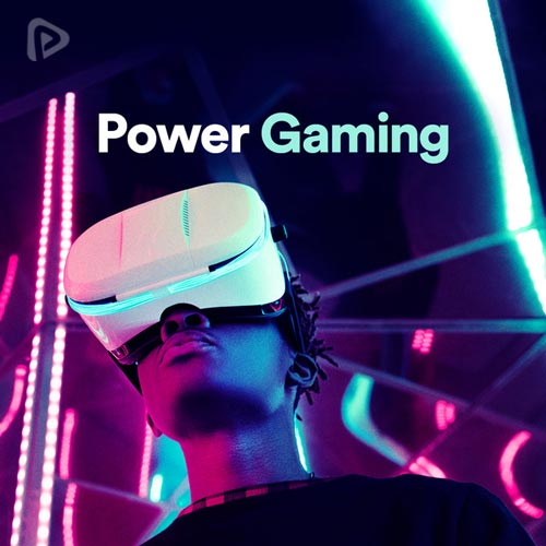 پلی لیست Power Gaming