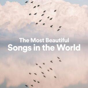 پلی لیست The Most Beautiful Songs in the World
