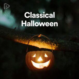 پلی لیست Classical Halloween