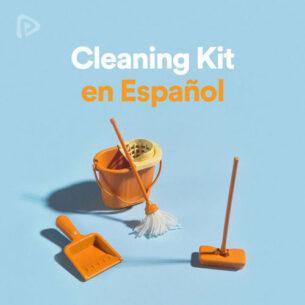 پلی لیست Cleaning Kit en Español