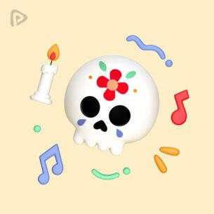 پلی لیست Día de los Muertos