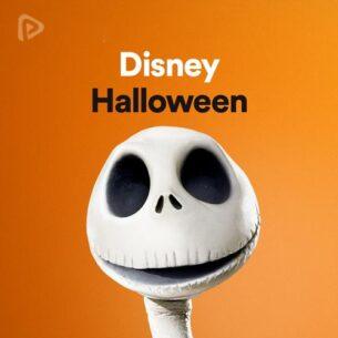 پلی لیست Disney Halloween