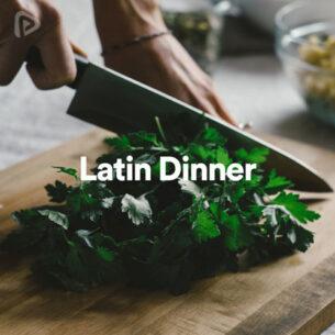پلی لیست Latin Dinner