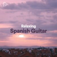 پلی لیست Relaxing Spanish Guitar
