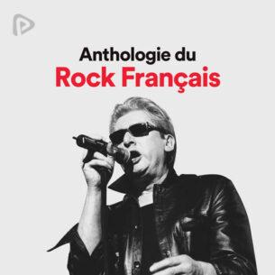 پلی لیست پلی لیست Anthologie du Rock Français