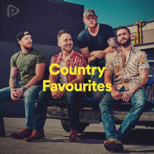 پلی لیست Country Favourites