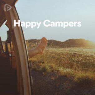 پلی لیست Happy Campers