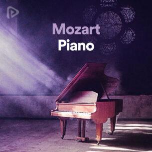 پلی لیست Mozart Piano
