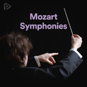 پلی لیست Mozart Symphonies