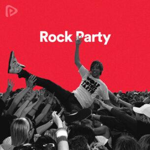 پلی لیست Rock Party