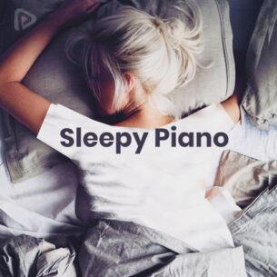 پلی لیست Sleepy Piano