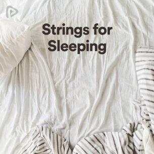 پلی لیست Strings for Sleeping