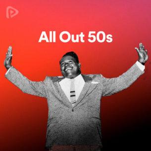 پلی لیست All Out 50s