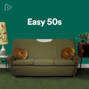 پلی لیست Easy 50s