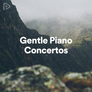 پلی لیست Gentle Piano Concertos