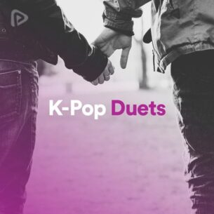 پلی لیست K-Pop Duets