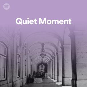 پلی لیست Quiet Moment