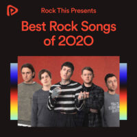 پلی لیست Best Rock Songs of 2020