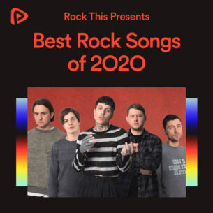 پلی لیست Best Rock Songs of 2020
