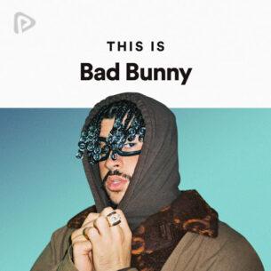 پلی لیست This Is Bad Bunny