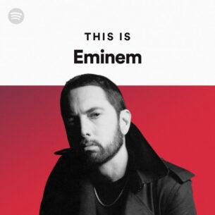 پلی لیست This Is Eminem