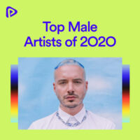 پلی لیست Top Male Artists of 2020