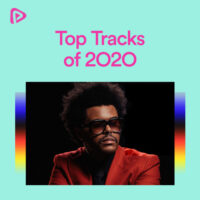 پلی لیست Top Tracks of 2020