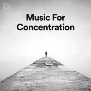 پلی لیست Music For Concentration