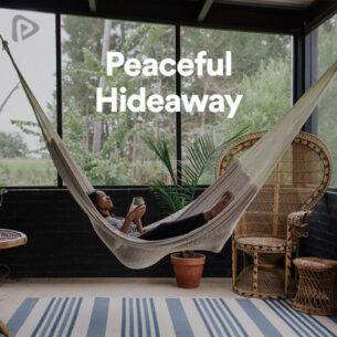 پلی لیست Peaceful Hideaway