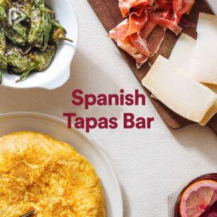 پلی لیست Spanish Tapas Bar