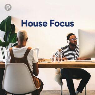 پلی لیست House Focus