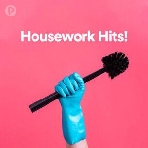 پلی لیست Housework Hits!