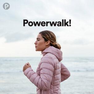 پلی لیست Powerwalk!