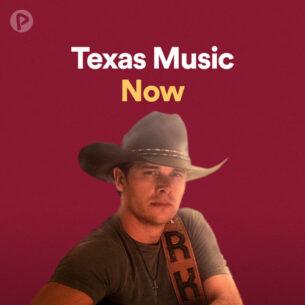 پلی لیست Texas Music Now