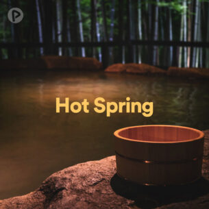 پلی لیست Hot Spring