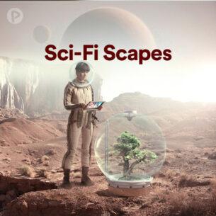 پلی لیست Sci-Fi Scapes