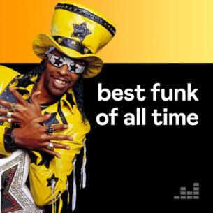 پلی لیست Best Funk Of All TIme