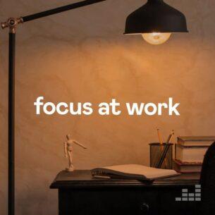پلی لیست Focus at work