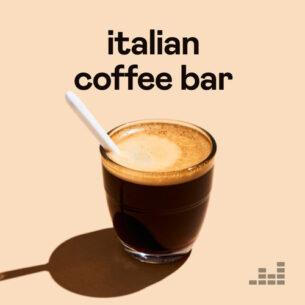 Italian Coffee Bar Playlist