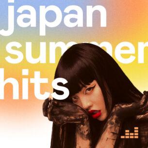 پلی لیست Japan Summer Hits