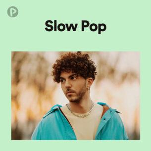 پلی لیست Slow Pop