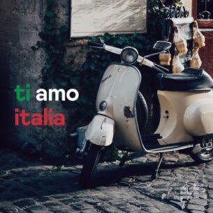 پلی لیست Ti Amo Italia