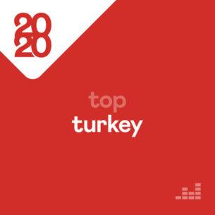 پلی لیست Top Turkey 2020