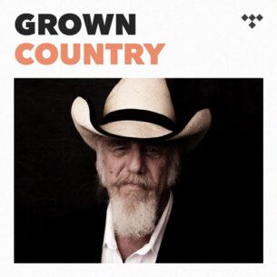 پلی لیست Grown Country