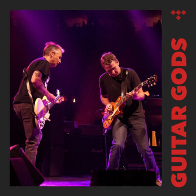 پلی لیست Guitar Gods